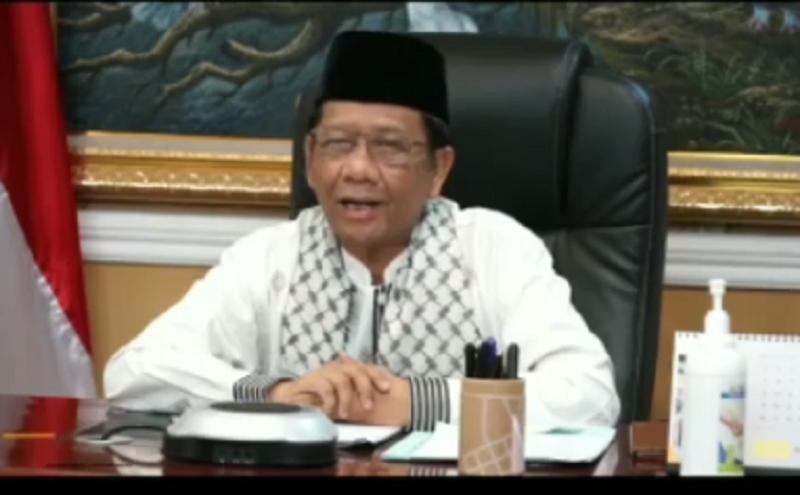 Mahfud MD Jelaskan Mengapa Mal Boleh Buka, Tapi Masjid Ditutup
