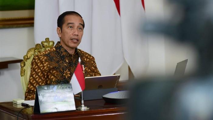 PSBB 4 Provinsi: Jokowi Minta Penerapan Secara Efektif