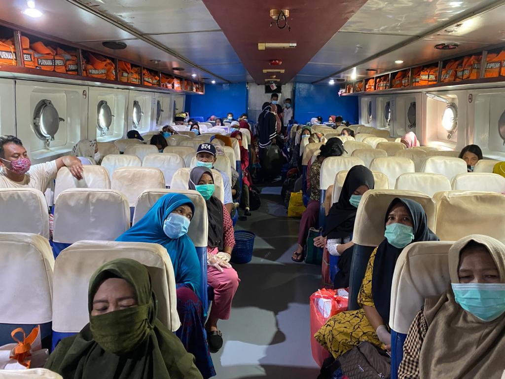 Kerja Keras Kemenlu Pulangkan WNI Malaysia, Timor Leste, dan Fiji