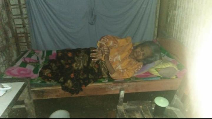 Nenek Ini Dapat Bantuan Pemerintah Setelah Umbar Kisahnya