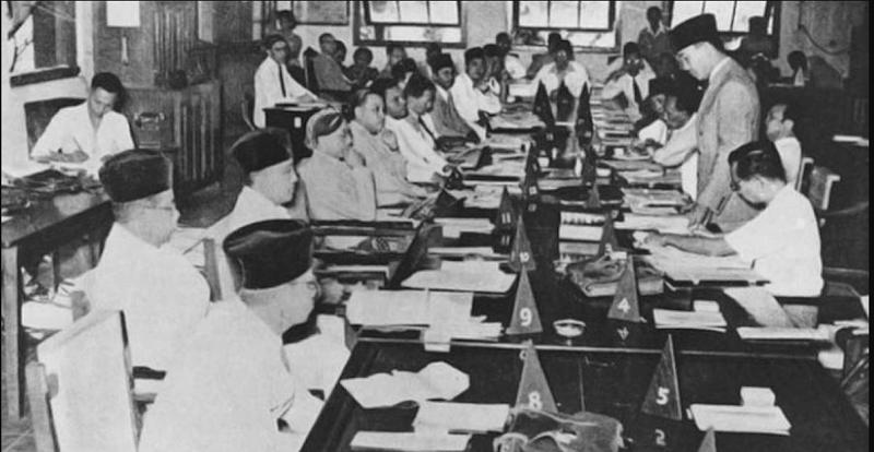Pidato Sukarno 1 Juni 1945 tentang Pancasila