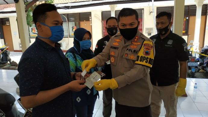 Mengaku Kepepet Janda di Pemalang Gelapkan 12 Unit Motor
