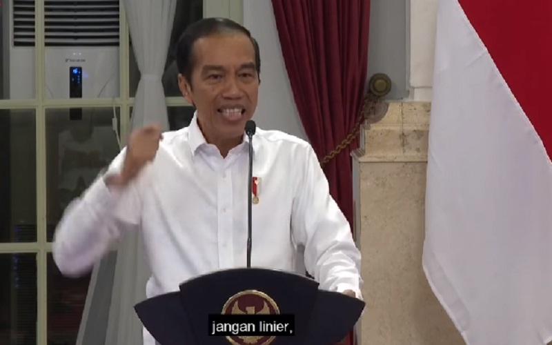 Jokowi Marah Gara – Gara Pembantunya Seperti Tak Punya Perasaan untuk Kepentingan Rakyat