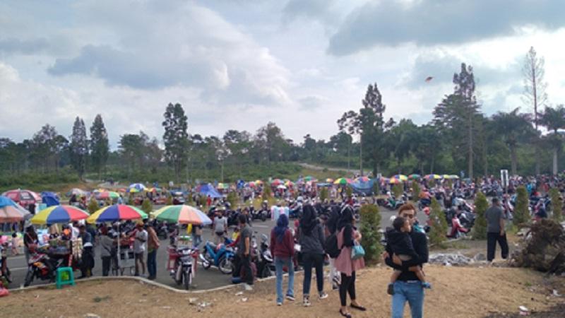 Mengintip Objek Wisata Puncak Bogor di Masa PSBB Transisi
