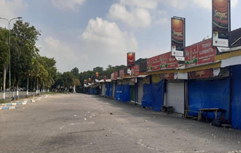 Surabaya Zona Hitam, Wisata Religi Sunan Drajat Sepi Pengunjung