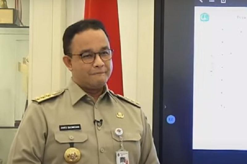 Anies Baswedan Perpanjang PSBB Jakarta, #PSBBAmiesGagalTotal Trending Topic di Indonesia