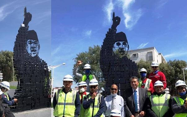 Mengapa Monumen Bung Karno Didirikan di Negara Aljazair ? Begini Kisahnya