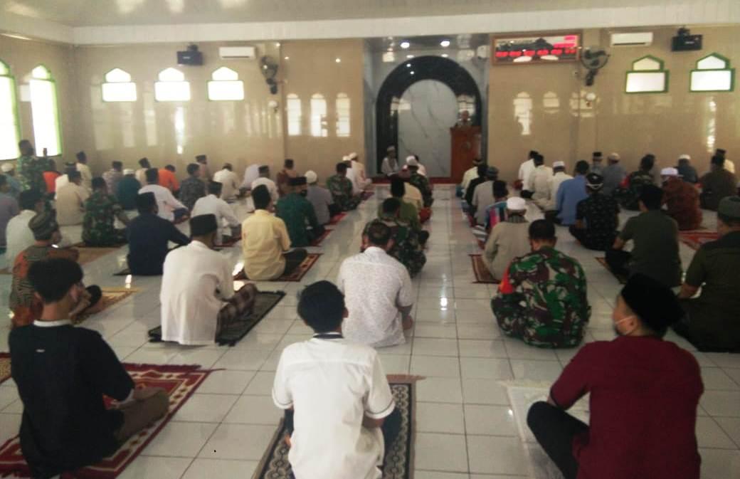 Pemkab Way Kanan Sosialisasikan New Normal di Tempat Ibadah