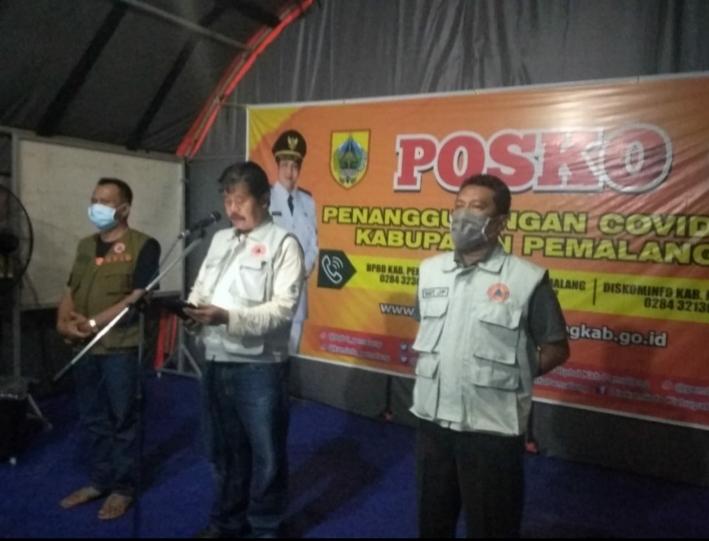 Update Covid 19 Kabupaten Pemalang Bertambah 5 Positif