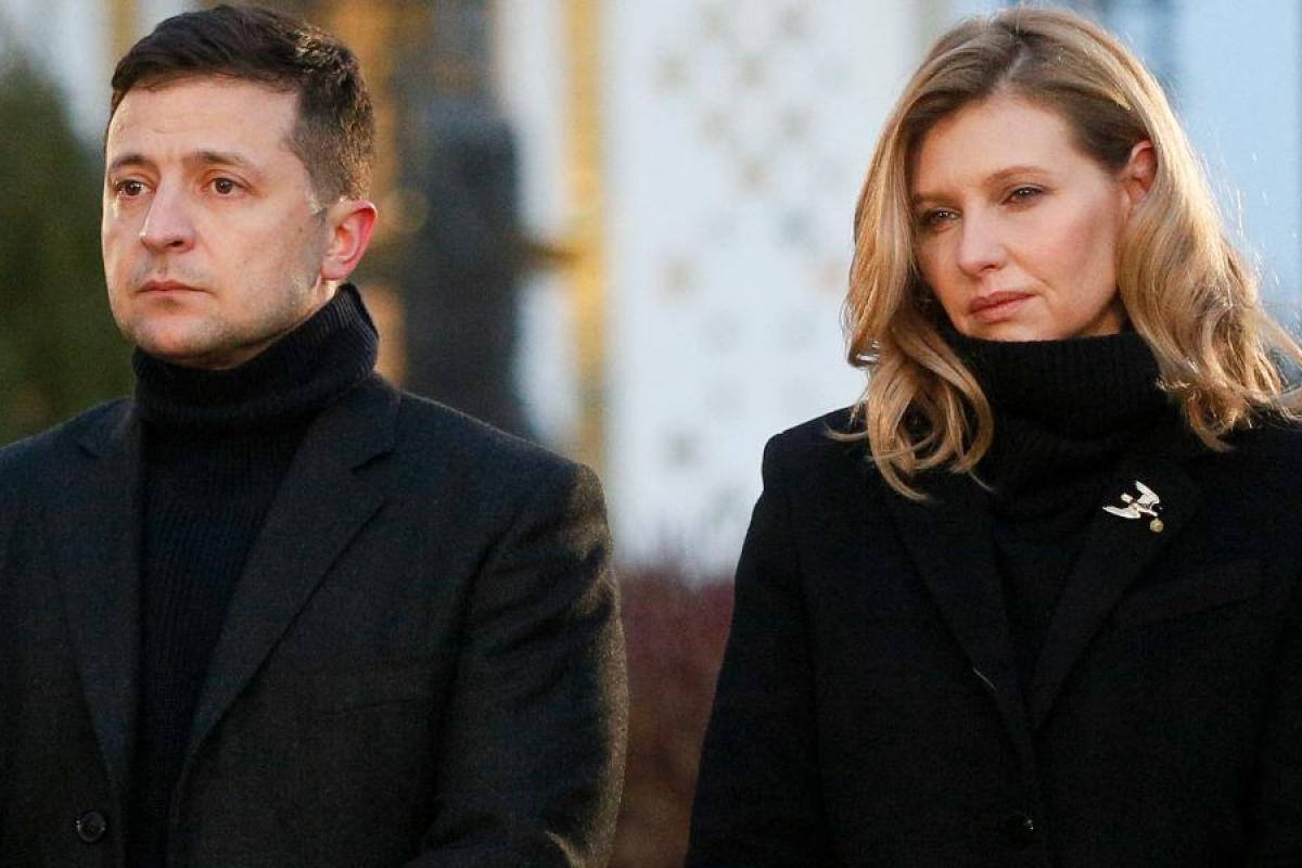 Olena Zelenska, Ibu Negara Ukraina Dinyatakan Positif Covid-19