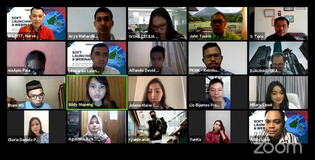 Para Milenial Berkolaborasi untuk Memajukan Wilayah Perbatasan Indonesia