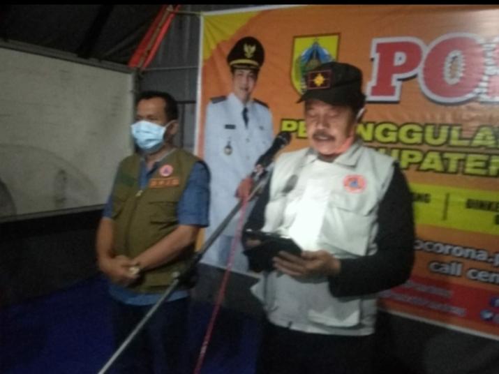 Kecamatan Taman, Menjadi Klaster Baru Penyebaran Virus Corona di Pemalang