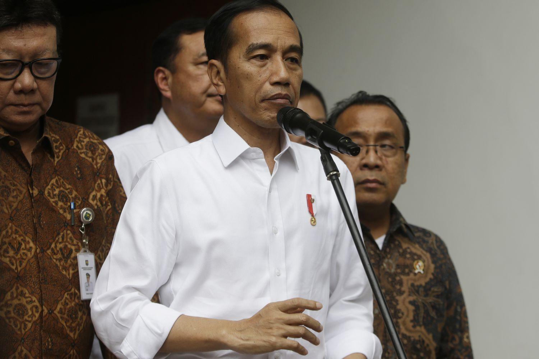 Jokowi Dapat Dukungan Untuk Reshuffle Para Menterinya