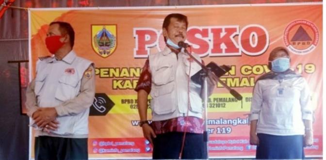 Update Covid-19 Kabupaten Pemalang Bertambah 10 Orang Positif, Ini Penjelasanya!