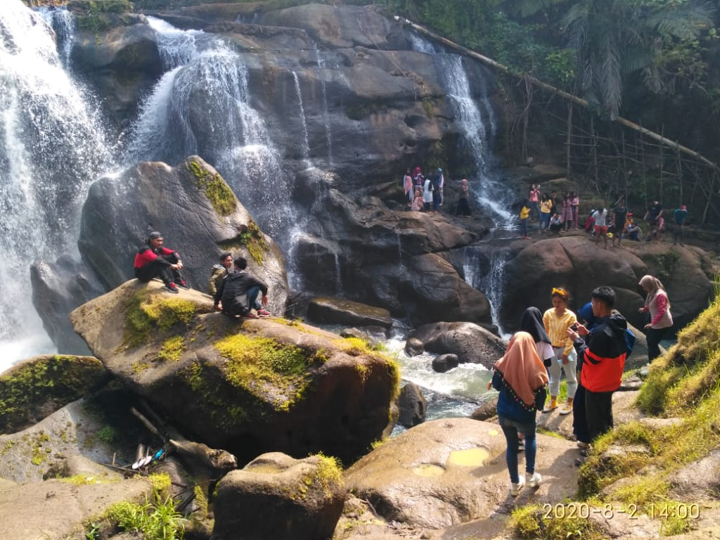 Pengembangan Wisata Curup Pinang Indah Butuh Dukungan Pemkab Way Kanan