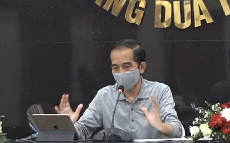 Terungkap : 70 % Warga Tak Bermasker, Jokowi Libatkan TacNI dan Polri Disiplinkan Warga, Ini Sangsinya