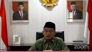 Muhajir Effendy, Menteri Koordinator Bidang Pembangunan Manusia dan Kebudayaan Indonesia
